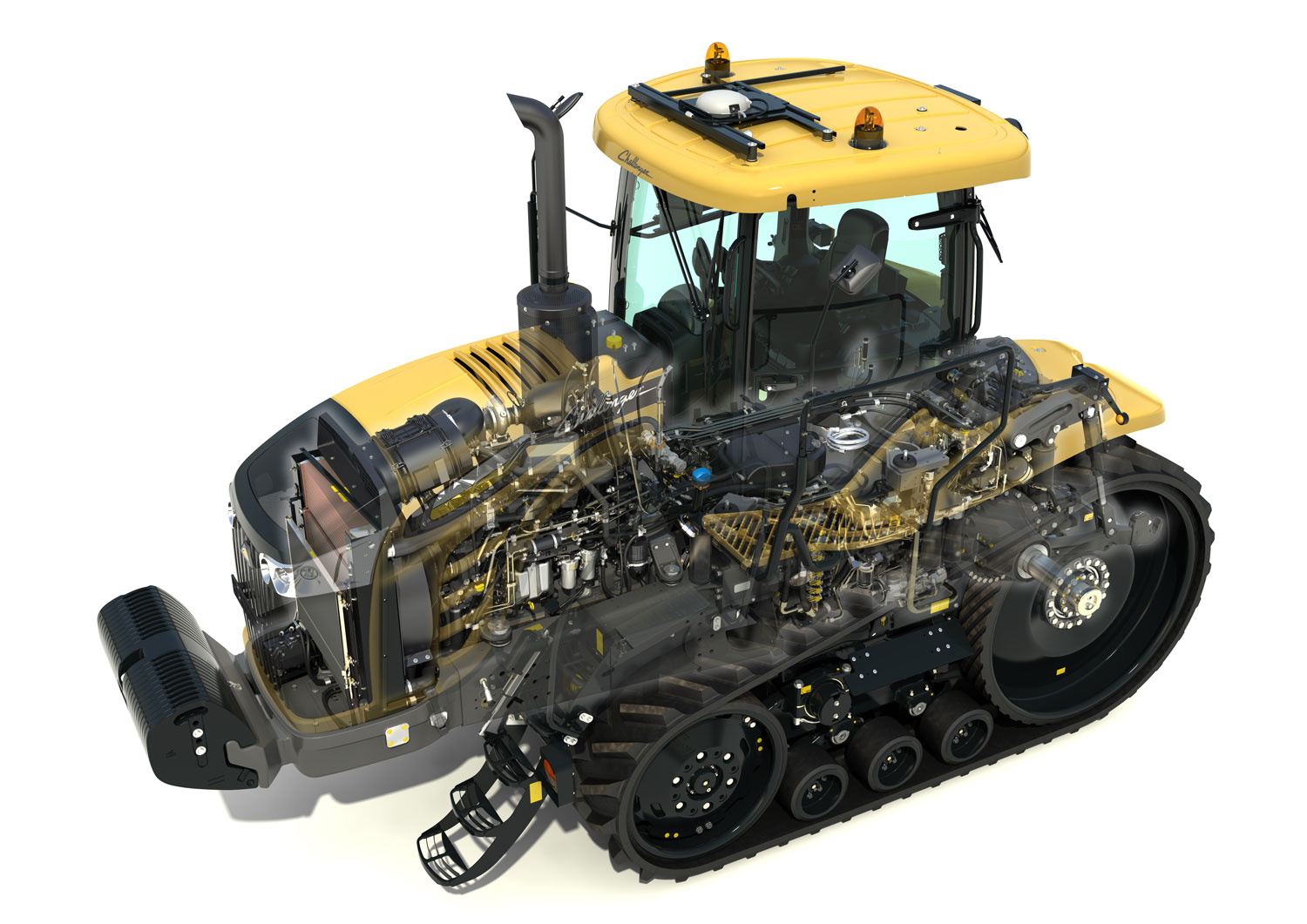 AGCO Challenger Tractor