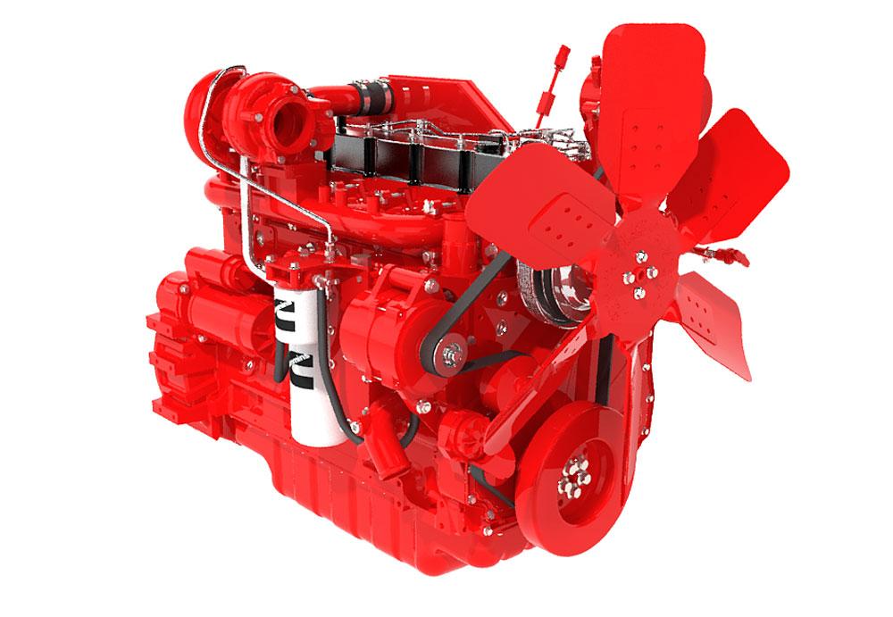 Cummins L9-3 engine