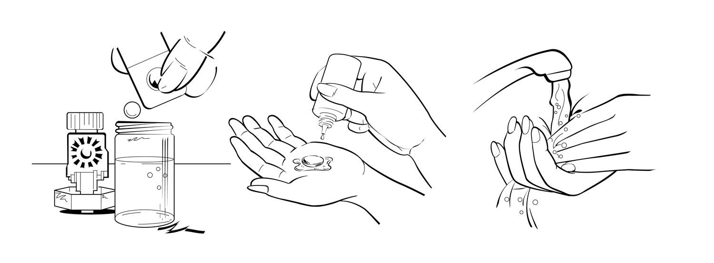 Astra Zeneca illustration
