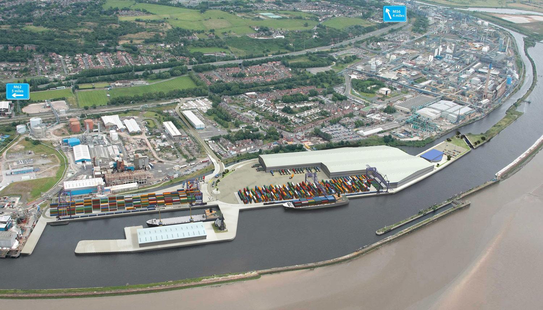 Stobart Westpoint Dock